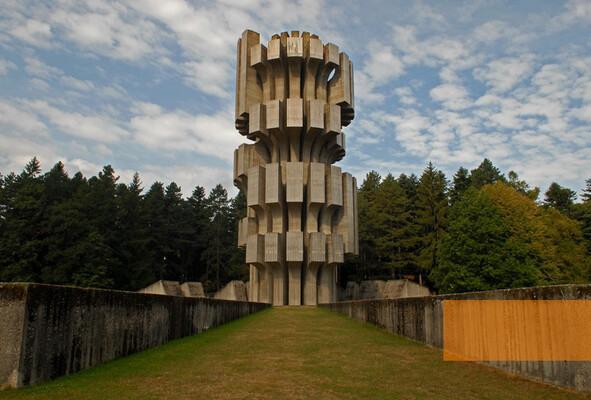 Kozara Monument Kozara Memorial Monument