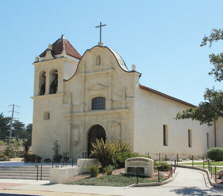 San Carlos Cathedral – Monterey, California - Atlas Obscura