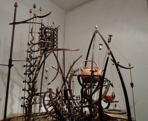 Mark Bischof's Studio
