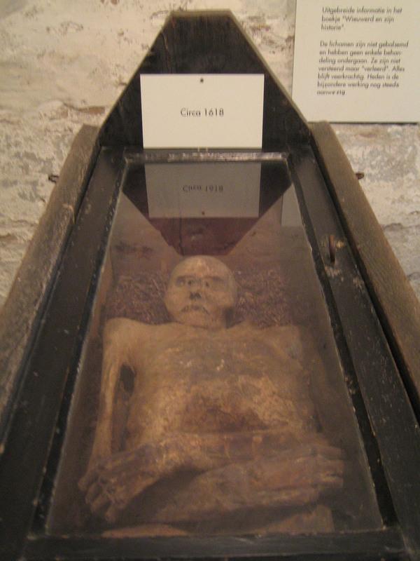 Preserved Mummies of the Hervormde Kerk - Atlas Obscura