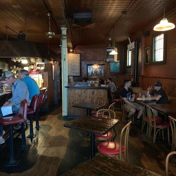 My Brother's Bar  in Denver, Colorado