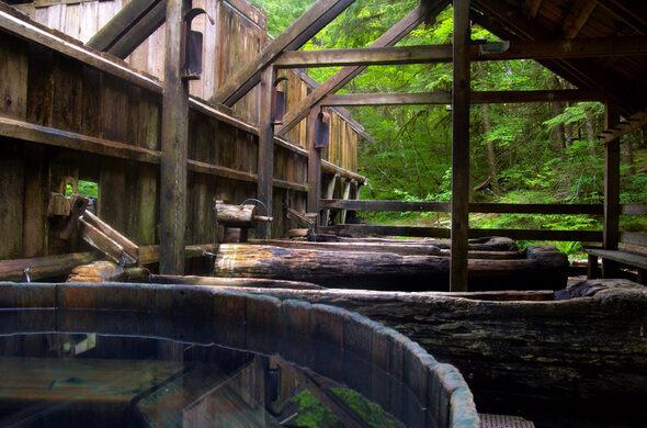 Bagby Hot Springs – Clackamas County, Oregon - Atlas Obscura