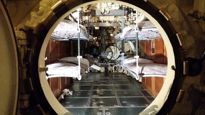 U-505 – Chicago, Illinois - Atlas Obscura