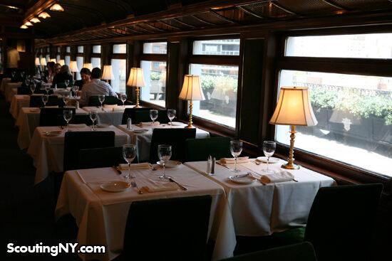 le train bleu restaurant  u2013 new york  new york