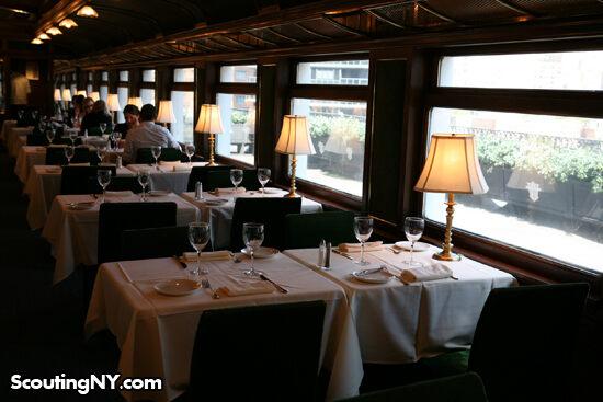 Le Train Bleu Restaurant – New York 9c0057786