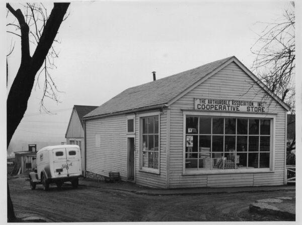 Arthurdale Historic District Arthurdale West Virginia