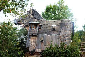 The Trojan Horse Suite.
