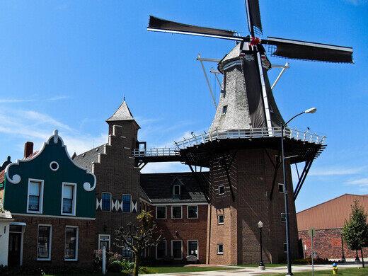 windmill vermeer windmill pella iowa atlas obscura
