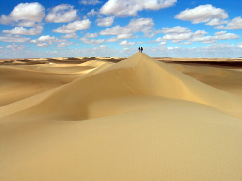 Great Sand Sea Glass of the Libyan Desert – Qesm Al Wahat Ad