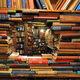 Portal of books.