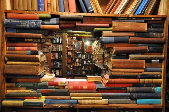 The Last Bookstore Los Angeles California Atlas Obscura
