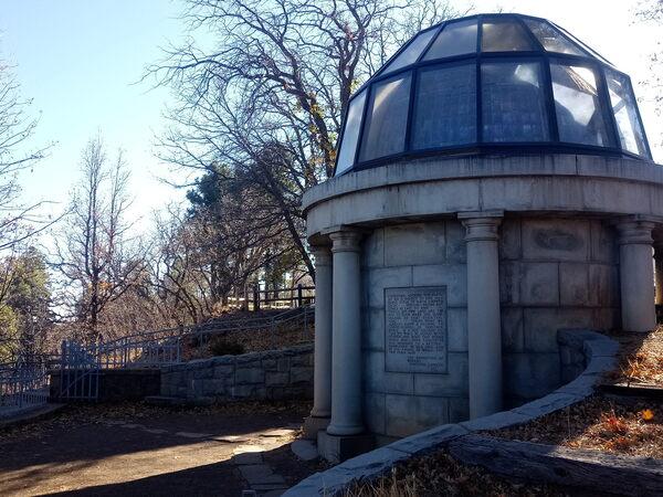Lowell Mausoleum