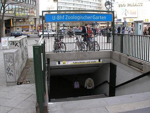 Bahnhof Berlin Zoologischer Garten Berlin Germany Atlas Obscura