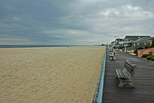 Point Pleasant Beach Boardwalk Public Domain