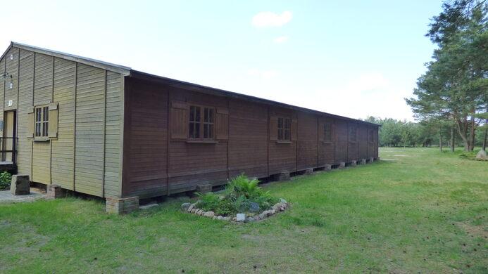 Stalag Luft Iii Prisoner Camp Museum żagań Poland Atlas Obscura
