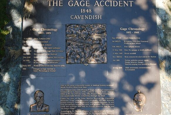 Phineas Gage Memorial – Cavendish, Vermont - Atlas Obscura