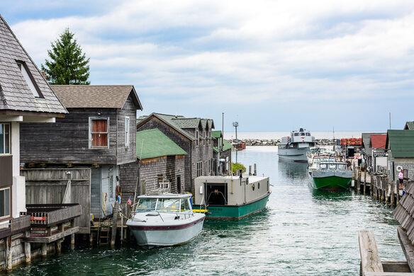 Leland's Historic Fishtown