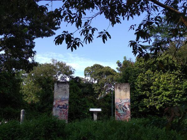 Berlin Wall in Singapore