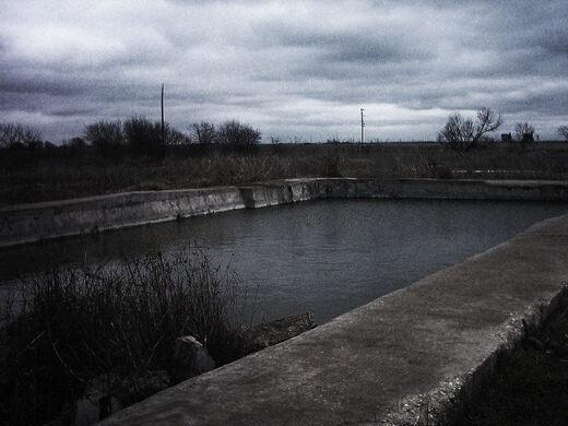 Old Branch Davidian Swimming Pool Waco Texas Atlas Obscura