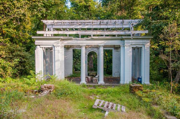 Garden of Sweet Remembrance in Shrewsbury, Massachusetts