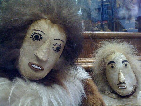 Aunt Claudia's Dolls, a Museum