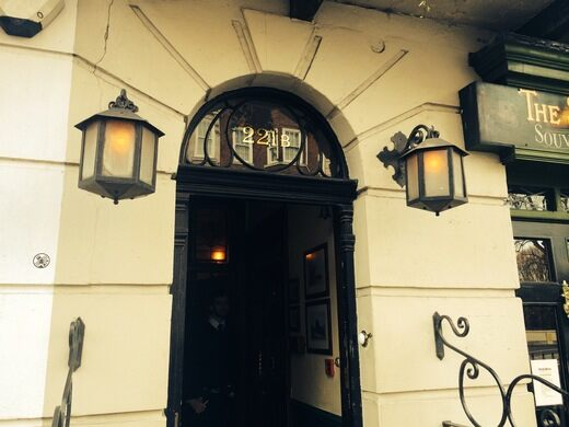 221b Baker Street – London, England - Atlas Obscura