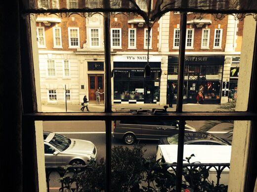 Baker street london england bukkake
