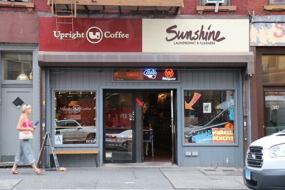 Sunshine Laundromat – Brooklyn, New York - Atlas Obscura