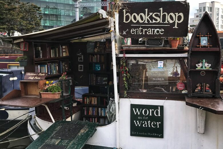 Word on the Water – London, England - Atlas Obscura