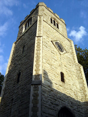 St Augustine's Tower – London, England - Atlas Obscura