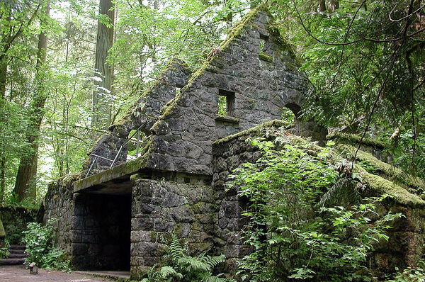 Just Build A House In The Woods Canada