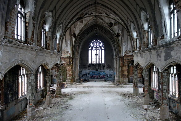 St Agnes Church And School Detroit Michigan Atlas