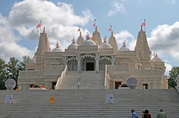 BAPS Shri Swaminarayan Mandir Atlanta – Lilburn, Georgia