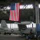 Plane in Hangar B