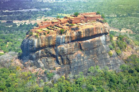 Sigiriya The Lion Rock Of Sri Lanka Sometimes Interesting