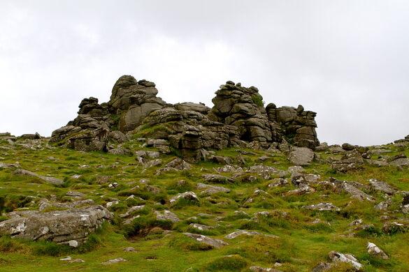 Hound Tor – Devon, England - Atlas Obscura