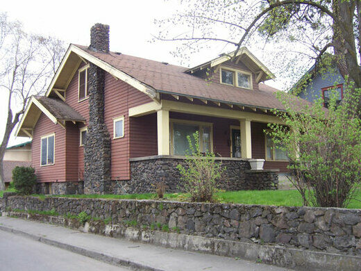 Dodd House Spokane Washington Atlas Obscura