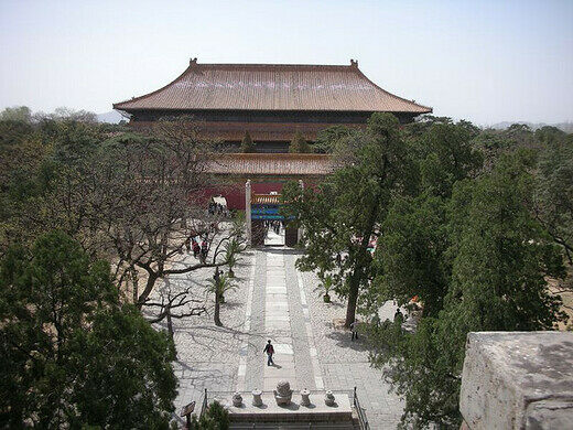 Ming Dynasty Tombs – Beijing, China - Atlas Obscura