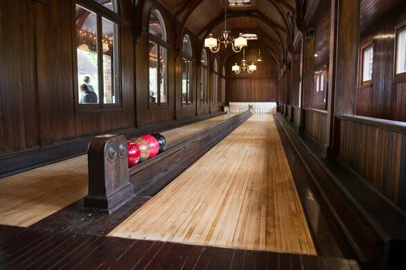 Lyndhurst Bowling Alley – Tarrytown, New York - Atlas Obscura