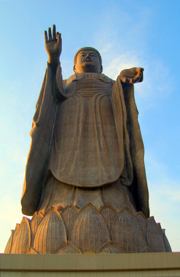 Ushiku Daibutsu: The Great Buddha of Ushiku – Ushiku, Japan - Atlas Obscura
