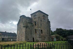 Johnstone Castle.