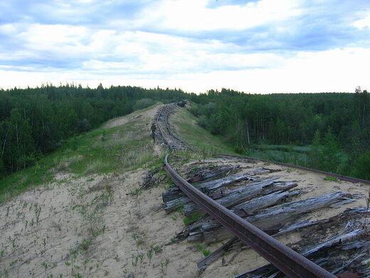 Car Wax Near Me >> The 'Dead Road' Transpolar Railway – Turukhansky District ...