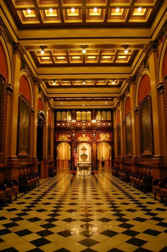 Philadelphia Is Run By Freemasons We Are Change