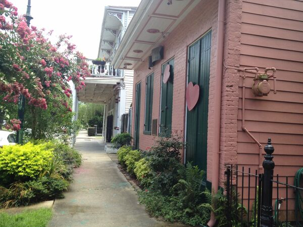 Eccentric Homes in New Orleans, Louisiana - Atlas Obscura