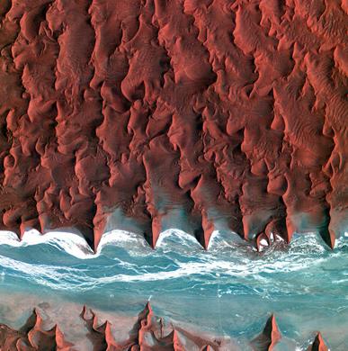 Bildergebnis für Namib Sand Sea