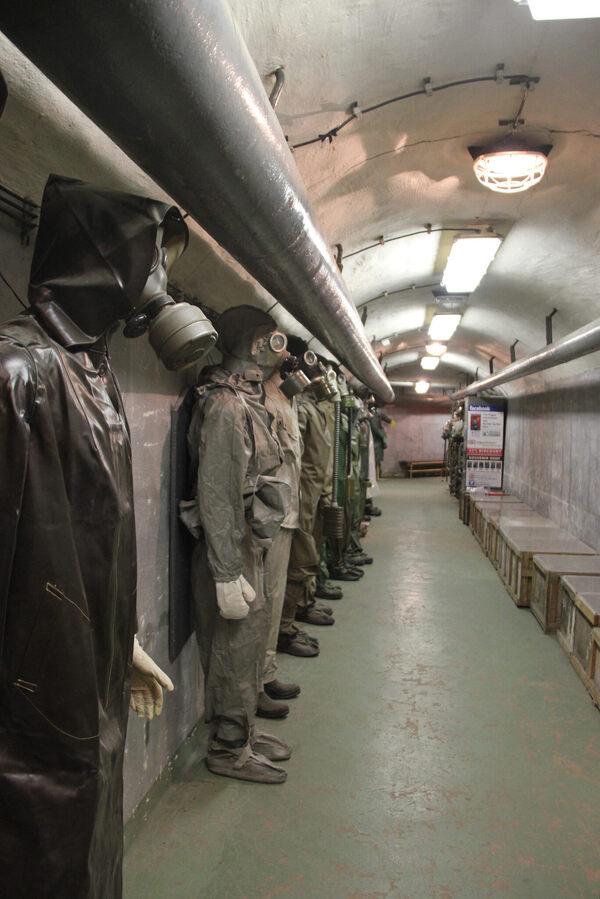 Nuclear Bunker Museum Prague Czechia Atlas Obscura