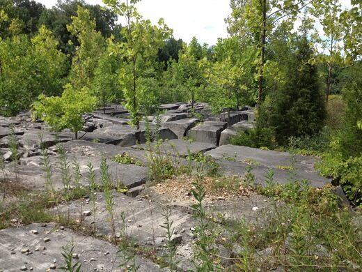 Bedford Limestone Pyramid – Bedford, Indiana - Atlas Obscura