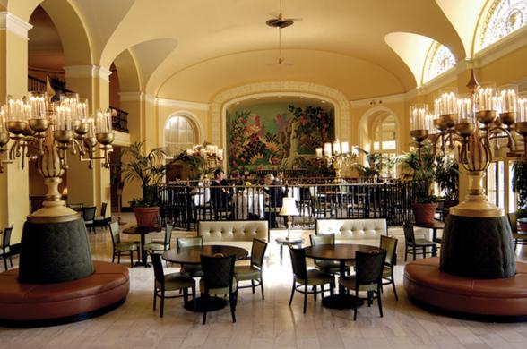 Arlington Hotel Interior
