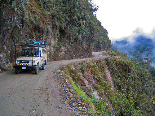 Image result for yungas road pic