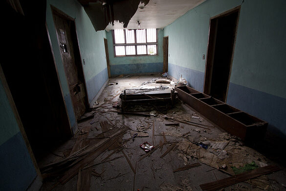 Image result for gonjiam psychiatric hospital movie